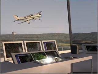 Multiplayer Air Traffic Control