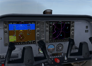 Using the G1000
